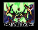 Screw Physics Motivator
