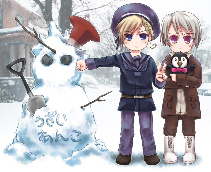 APH-Norway and Iceland by KoujiT