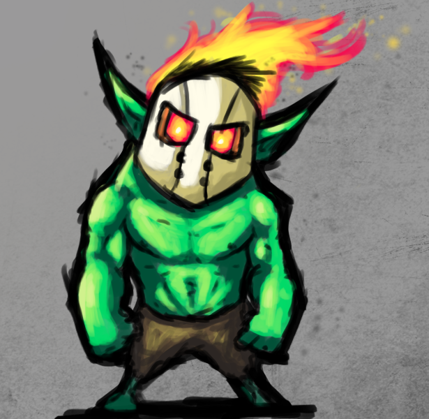Goblin by CoopahCraft