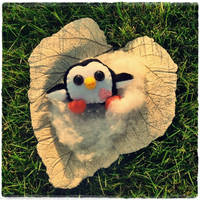 Pat the Penguin Plushie by Plushbox