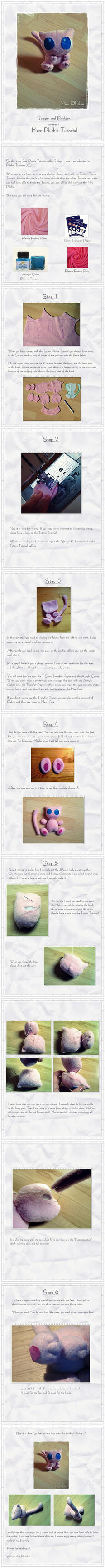 Mew Tutorial Introduction by Plushbox