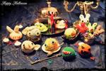 Halloween Plushies 2011
