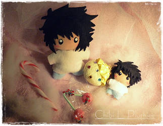 L Plushie Christmas Tree Decoration, please Read by Plushbox
