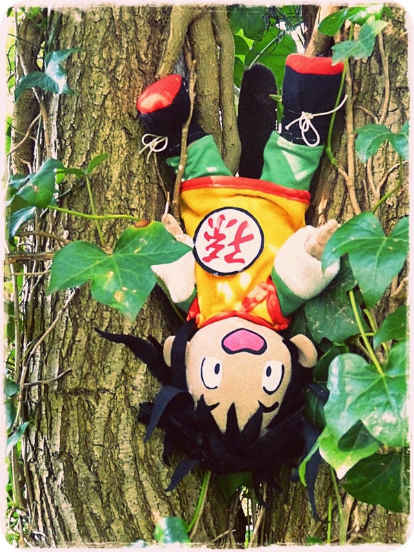 Son Gohan Plush by Plushbox