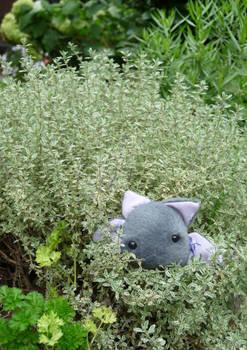 Chibi Bat Plushie :3