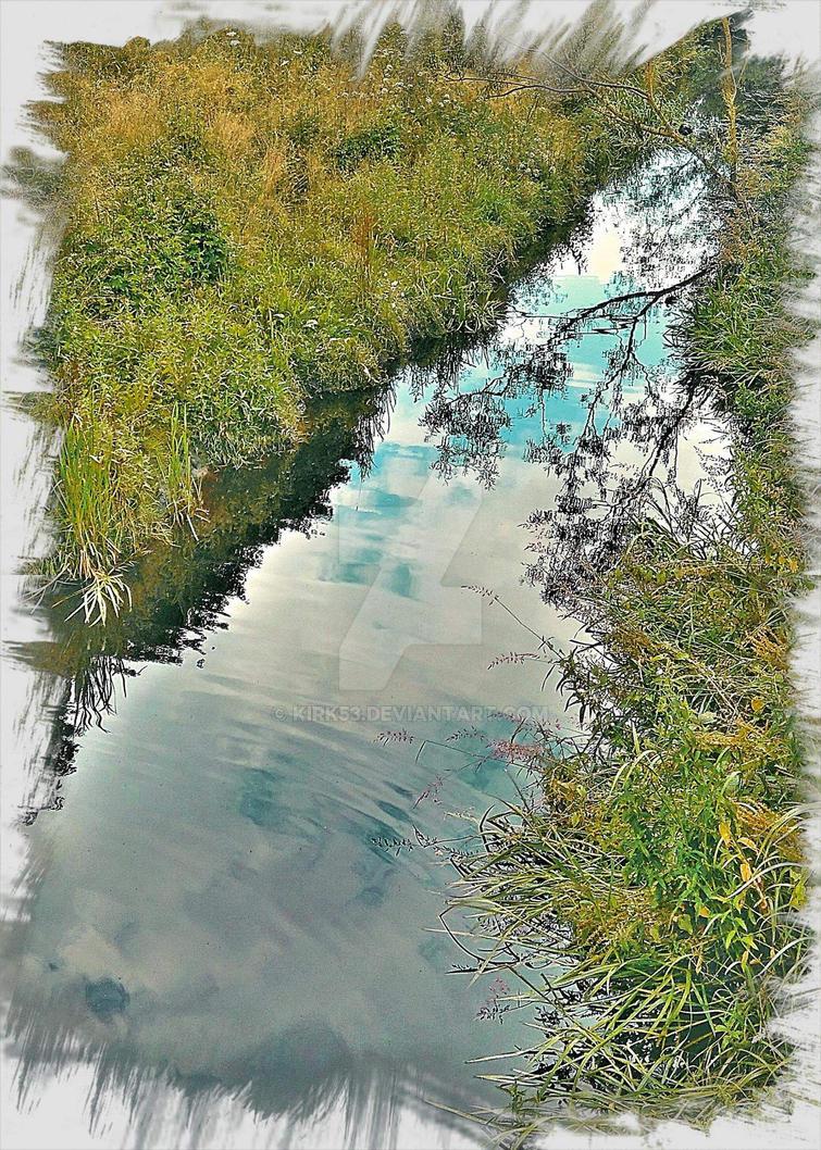 Wistful Waters by kirk53