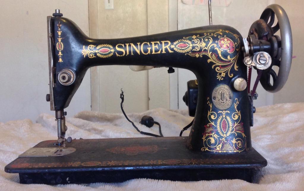 Sewing Machine! by LittleMrsAdams