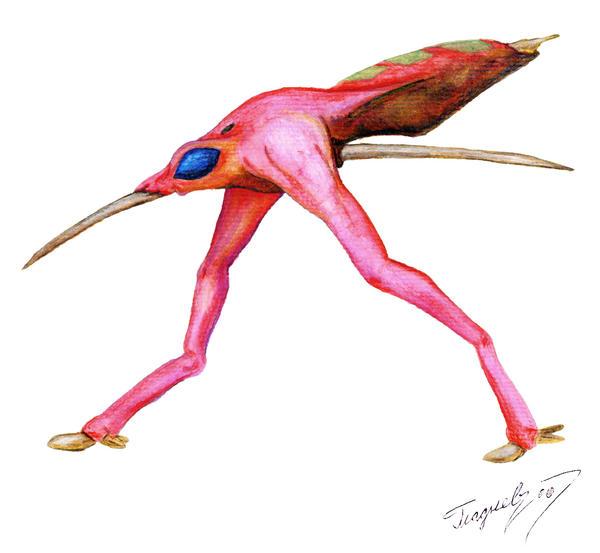 Common Rattlehorn