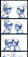 Iwaoi short comic