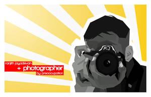 Lens Man by rjwarrier