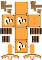 boxman design - question block by Hyzave