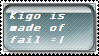 Kigo stamp by Crimson-Kaizer