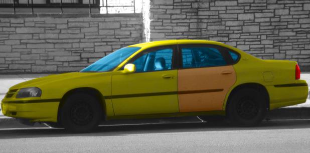 Car by AlCalamichi