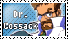 Dr Cossack stamp by Tiquitoc