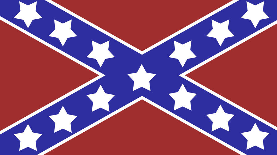 gallery for confederate wallpaper