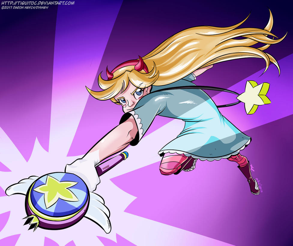 Star attack by Tiquitoc