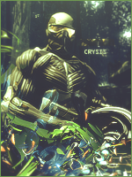 Crysis Avatar by dxal