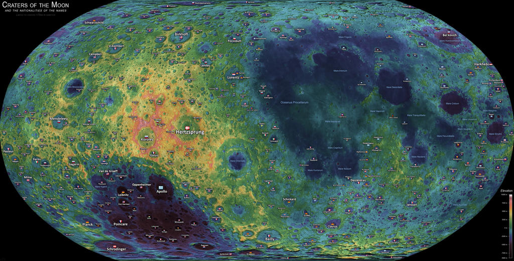 Craters of the Moon by atlas-v7x