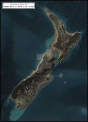Coastlines of the Ice Age - Aotearoa / New Zealand