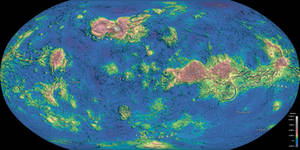 The Planet Venus by atlas-v7x