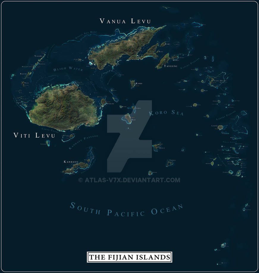 The Fijian Islands