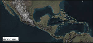 Coastlines of the Ice Age - Central America