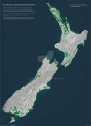 The Decline of New Zealand's Wetlands