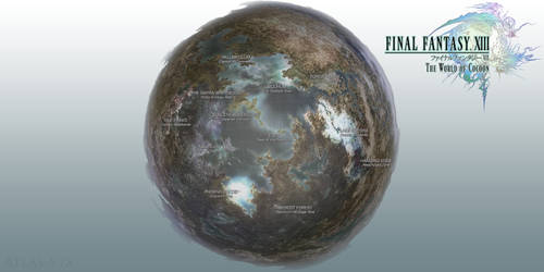 The World of Cocoon - Final Fantasy XIII