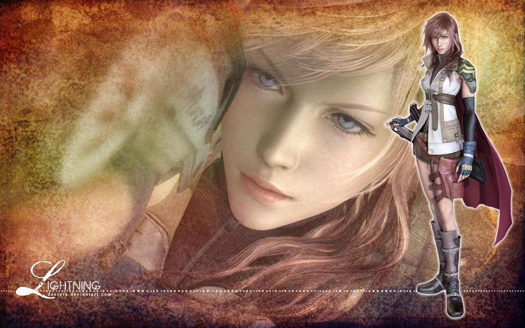 lightning final fantasy. Final Fantasy XIII: Lightning