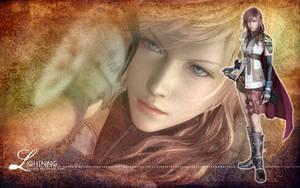 Final Fantasy XIII: Lightning by Dextera