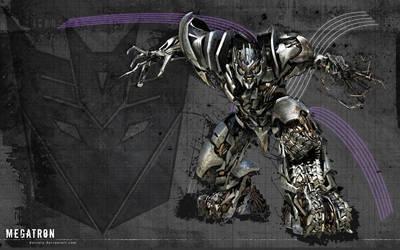 Transformers - Megatron by Dextera
