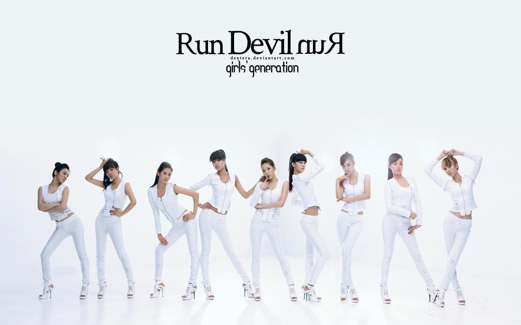 SNSD - Run Devil Run by Dextera