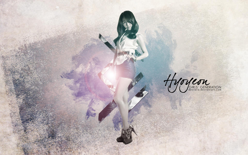 Hyoyeon - Girls' Generation by Dextera