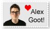 Alex Goot Stamp by RJtheAwesome
