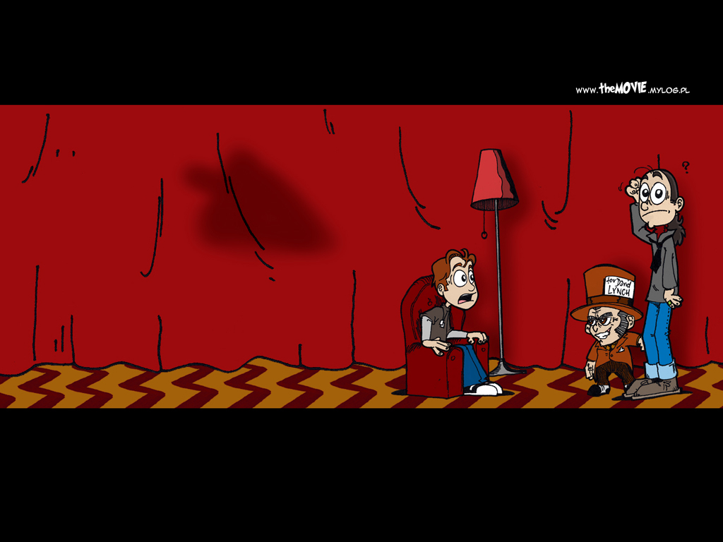 The Movie First Wallpaper By B By Twin Peaks On Deviantart