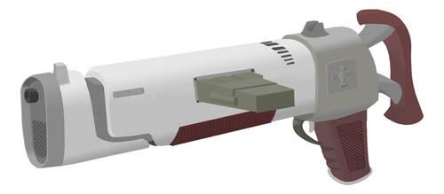 gun by rzyrant