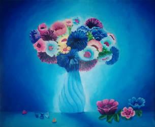 Kwiaty by rzyrant
