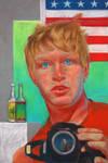 Self-Portraiture by brownpaperaircraft