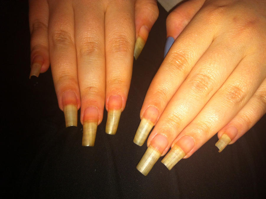 Long nails naturel by morphea01 on DeviantArt
