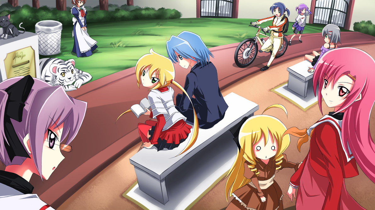 Hayate no Gotoku! Heaven Is a Place on Earth [Movie][BD][Sub Indo][360p 480p 720p]