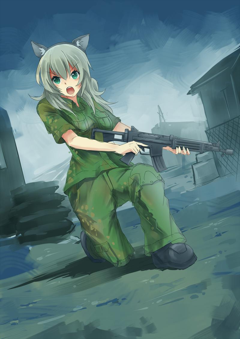 SP. Sakura Ichiko by mysticswordsman21