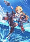 Comm: Shipgirl Aya