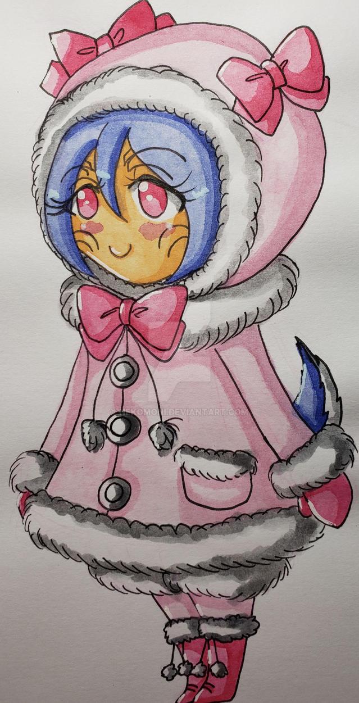Nellia winteroutfit