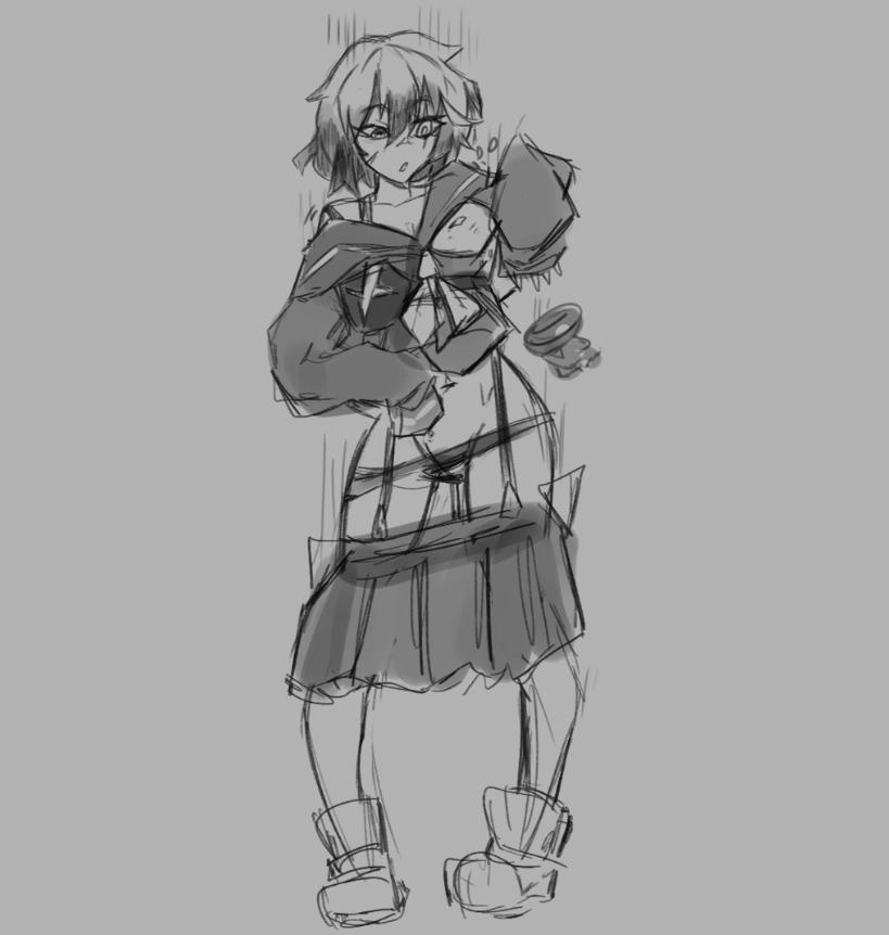 Quick: Ryuko to Jack TF