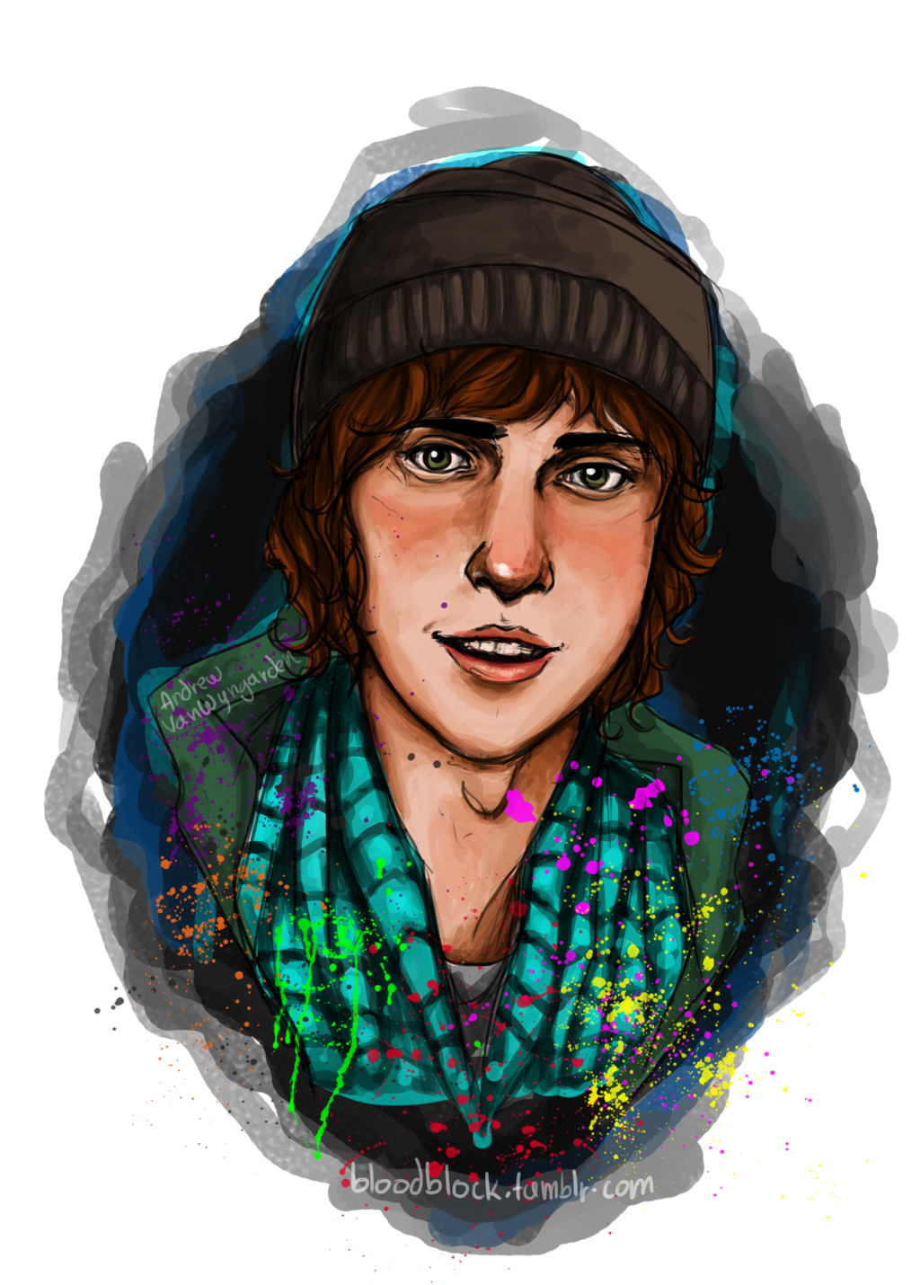 Andrew VanWyngarden by Unsilence Andrew VanWyngarden by Unsilence - andrew_vanwyngarden_by_unsilence-d7afhi1