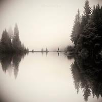 Liar Mirror II by incisler