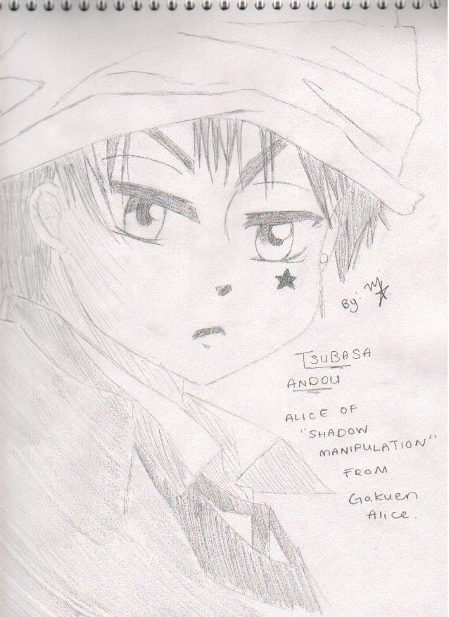 Tsubasa Andou by mendystar1