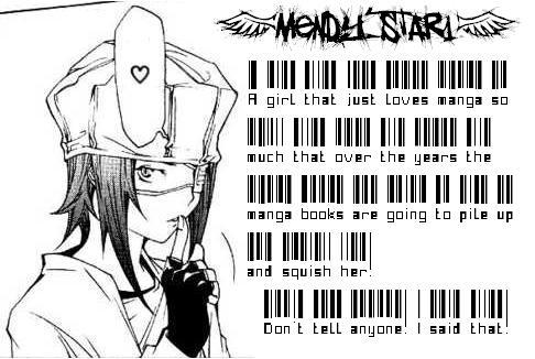 mendystar1's Profile Picture