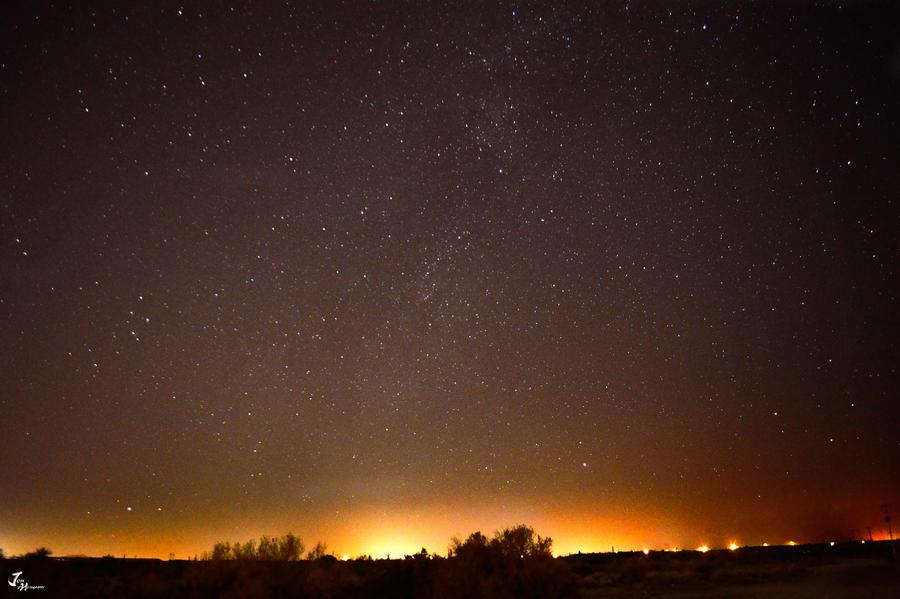 Dark Sky by Jonathan-Flash