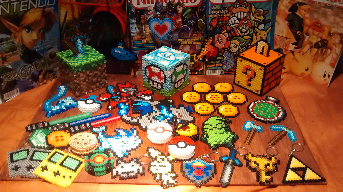 Project Perler by DarkRockerRUS